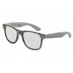 Wayfarer Sunglasses - w1-animal-mr