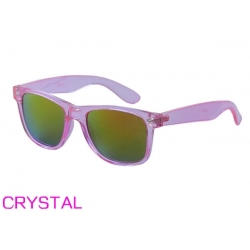 Wayfarer Sunglasses - w35-crystal-rv
