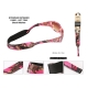 Camouflage Sunglasses Retainer - 56994pink