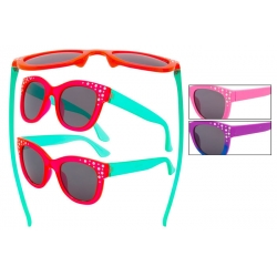 Kids Wayfarer Sunglasses - kid41