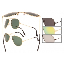 Kids Aviator Sunglasses - krb5