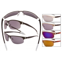 Metal Sport Sunglasses - AY02