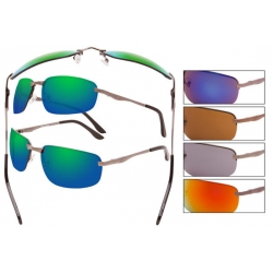 Metal Sport Sunglasses - GR04