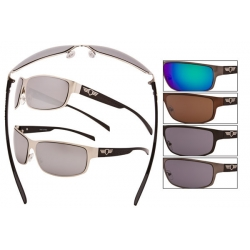 Metal Sport Sunglasses - SA02
