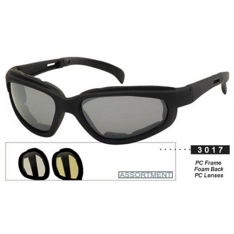 Goggles/Safety Glasses - 3017