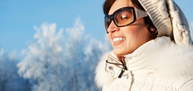 Sunglasses are Just as Important in the Winter Months