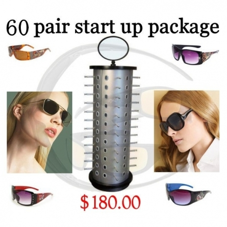 60 Pair Start Up Package