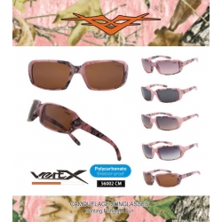 Pink Camouflage Sunglasses - 56002cm