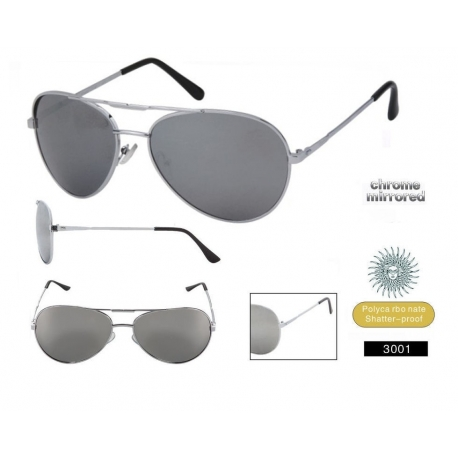 Aviator Sunglasses - 3001