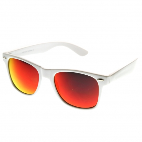 Wayfarer Sunglasses - w1-white-rv