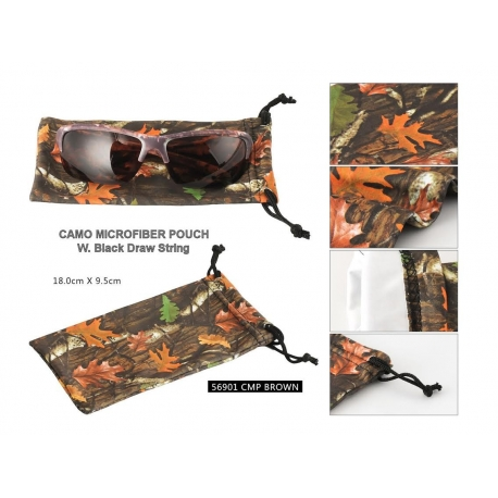 Camouflage Soft Case - 56901brown