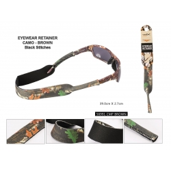 Camouflage Sunglasses Retainer - 56991brown
