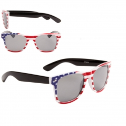 American Flag Sunglasses - 6075