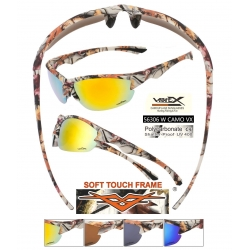 Camouflage Sunglasses - 56306cm/white