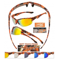 Camouflage Sunglasses - 56306cm/orange