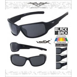 VertX Polarized Sunglasses - 52014pol-blk