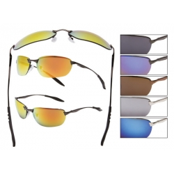 Metal Sport Sunglasses- BM734