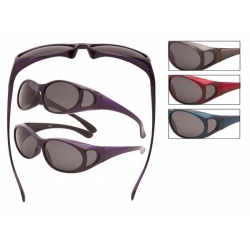 Polarized Fit Over Sunglasses - FO01p