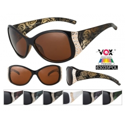 Vox Fashion Polarized Sunglasses - 63035pol