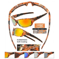 Camouflage Sunglasses - 56304cm-orange