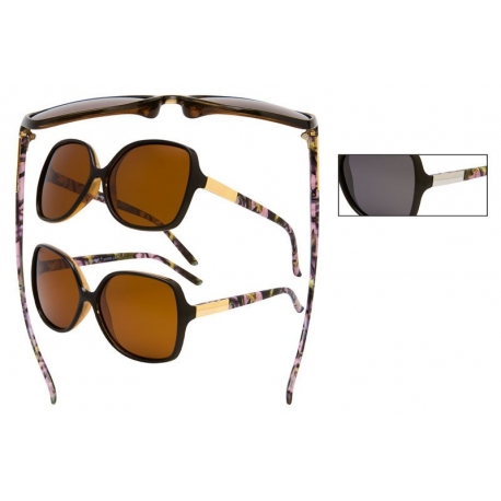 Pink Camouflage Sunglasses - 56308pink