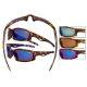 Camouflage Soft Touch Sunglasses - 56614cm