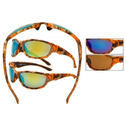 VertX Camouflage Sunglasses - 56615orange