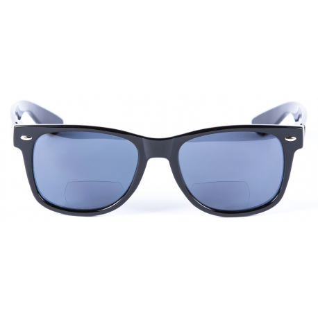 Classic Bifocal Reading Sunglasses for Men and Women - Outdoor Sun Reading Glasses
