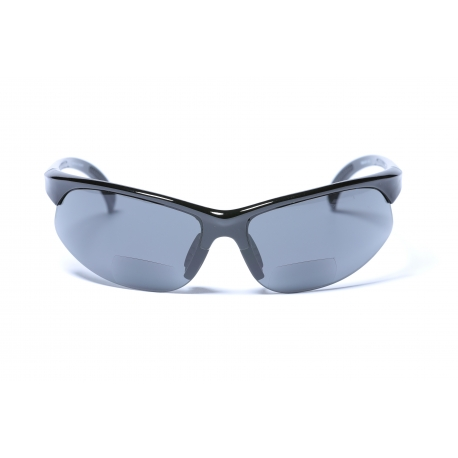 Polarized Bifocal Sport Wrap Sunglasses