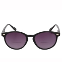 """The Brilliance"" Best Bifocal Sunglasses - Round, Full Frame Reading Sunglasses"