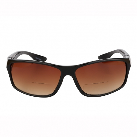 """The Driver"" Bifocal Sunglasses Featuring High Definition Driving Lenses - Rectangular, Full Frame Reading Sunglasses"