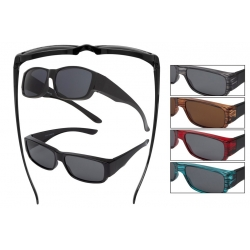 Sunglasses that Fit Over Prescription Glasses - FO17P