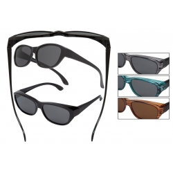 Sunglasses that Fit Over Prescription Glasses - FO16P