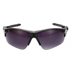 """The Athlete"" Precision Sport Wrap Bifocal Sunglasses - Outdoor Reading Sunglasses"
