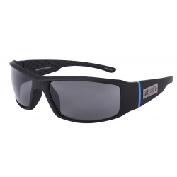 Police/Sheriff TAC Polarized Sport Wrap Thin Blue Line Sunglasses