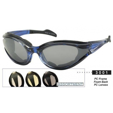 Goggles/Safety Glasses - 3001