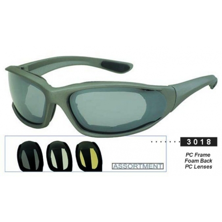 Goggles/Safety Glasses - 3018