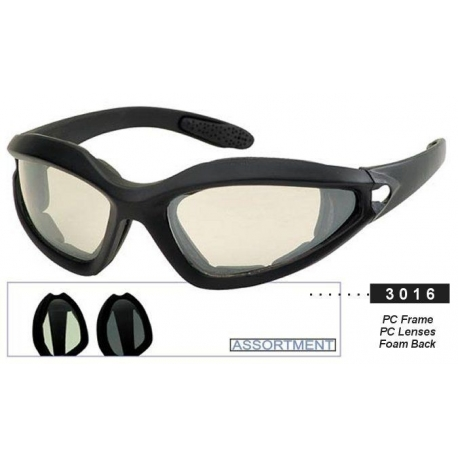 Goggles/Safety Glasses - 3016
