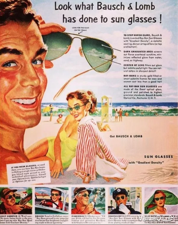 The History of Sunglasses, Where it All Began