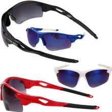 The Athlete Precision Sport Wrap Bifocal Sunglasses - Reading Sunglasses for Men and Women